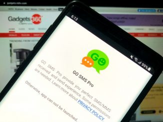 Go SMS Pro Messaging App Pulled from Google Play Following Privacy Issues