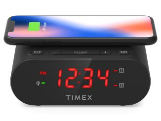 Timex Alarm Clock With Wireless Charging Spotted on Wireless Power Consortium Site
